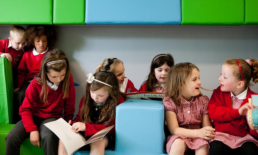Harton Primary School © Kristen McCluskie