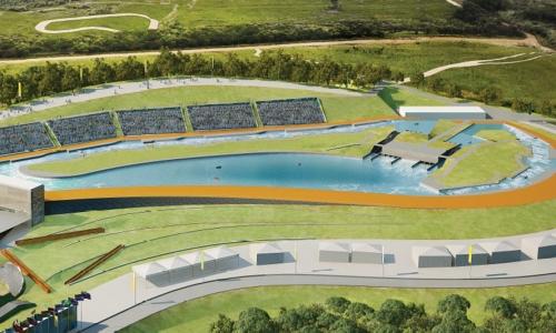 Rio 2016 Canoe Course