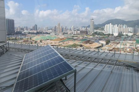 Day 2 - EMSD - Roof View